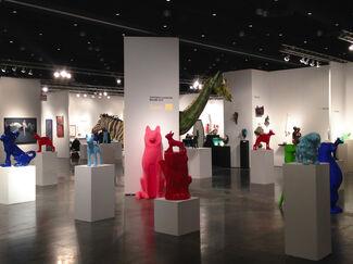 Galleria Ca' d'Oro at Art Palm Beach 2015, installation view