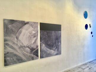 BERLIN CALLIN` Michael Bennett / Leander Büttner, installation view