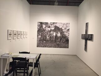 George Lawson Gallery at Photo L.A. 2019, installation view