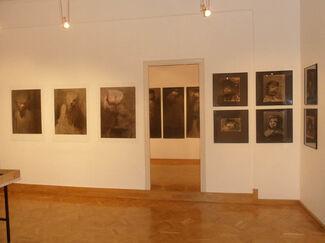 'CHILDREN OF 90's', installation view