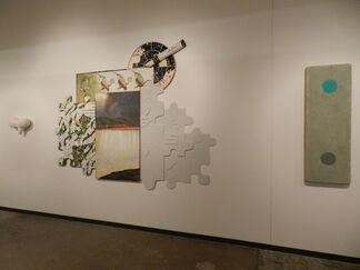 William Campbell Contemporary Art, Inc. at Dallas Art Fair 2014, installation view