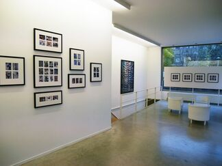 Blind Walls and Night Trees, installation view
