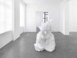 Paul McCarthy — White Snow & Coach Stage Stage Coach, Spinoffs, installation view