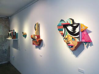 Alex Yanes 'Way-Out', installation view