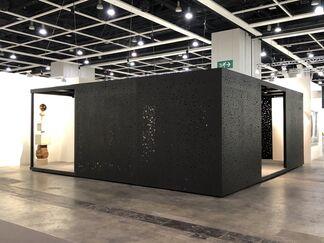 Galería OMR at Art Basel in Hong Kong 2018, installation view