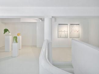 Gusmão + Paiva   Green Orange, installation view
