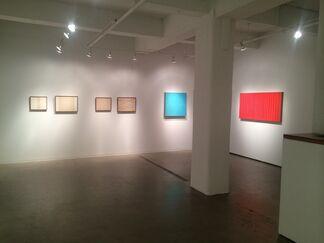 Sara Eichner, Recent Paintings, installation view