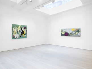 Inka Essenhigh, installation view