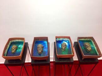 Convergent dualism, installation view