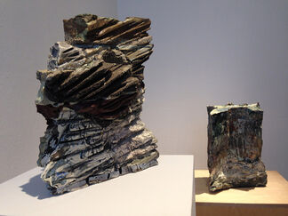 Intimate Abstractions: Ceramic Invitational, installation view