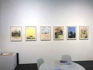 532 Gallery Thomas Jaeckel at Art on Paper 2021, installation view