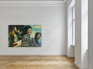 ILYA & EMILIA KABAKOV. Paintings 2012 – 2015, installation view
