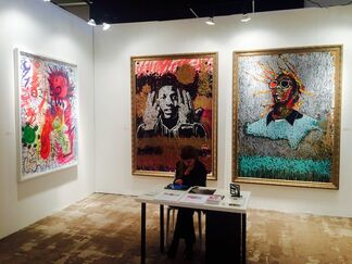 Catherine Ahnell Gallery at Art Basel in Miami Beach 2016, installation view