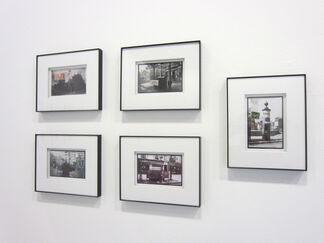 Charles P. Reay: Strats / DADADADA / Complications, installation view