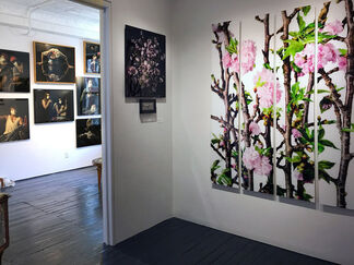 Outside The Frame, installation view