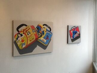 My Hero II - Back in the Bronx, installation view