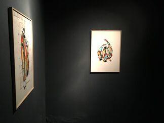 Défiguré, installation view