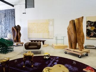 The Organic Impulse in Contemporary Sculpture: Raoul Hague, Selected Works 1962-1975, installation view