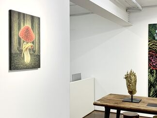 Arario Gallery at KIAF 2020, installation view