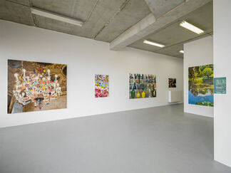 Spring Show, installation view