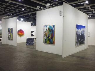 Galerie nächst St. Stephan Rosemarie Schwarzwälder at Art Basel in Hong Kong 2017, installation view