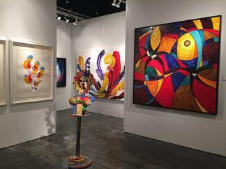 Samuel Lynne Galleries at Art Palm Beach 2015, installation view