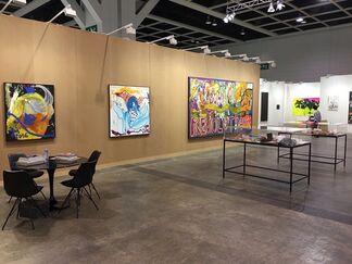 Sies + Höke at Art Basel in Hong Kong 2017, installation view