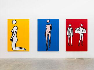 Kaspar Müller: Allegiance and Oblivion, installation view