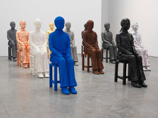 Will Ryman: Two Rooms, installation view