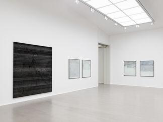 Stefan Vogel: bis der Kopf den Geist aufgibt, installation view