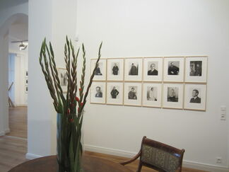 August Sander Cycle Part 6 - The Artists, installation view