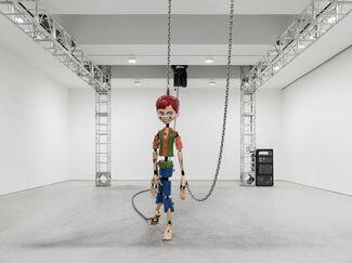 Jordan Wolfson, installation view