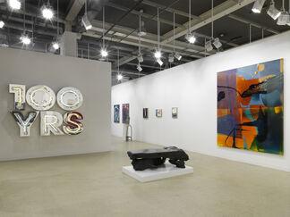 Galerie Eva Presenhuber at Art Basel 2017, installation view
