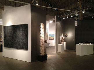 Contemporary Artifact at SOFA Chicago 2014, installation view