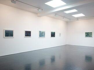 Wayne Gonzales: Works on Paper, installation view
