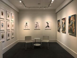 8 PROJECTS, installation view