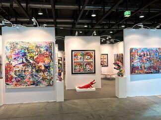 Bel-Air Fine Art at Lausanne Art Fair 2017, installation view