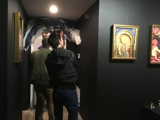 COSMIC DNA ~ Birth of a Soul & Song of a Black Hole, installation view
