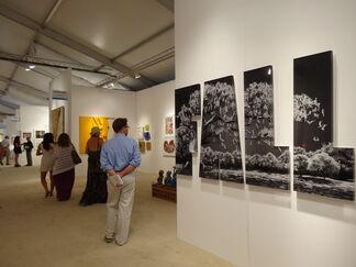 gallery nine5 at Art Southampton 2013, installation view