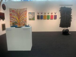 REM Project at London Art Fair 2019, installation view