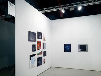 Grant Wahlquist Gallery at Art Los Angeles Contemporary 2019, installation view