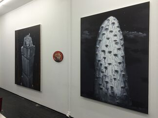 Tales from the Caribbean Nights, installation view