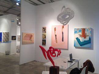 Art|Bastion at Art Wynwood 2016, installation view