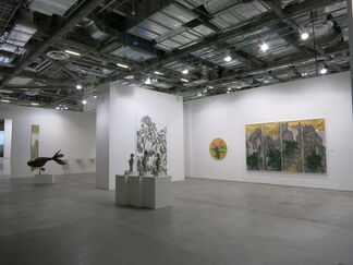 Tina Keng Gallery at Art Stage Singapore 2014, installation view