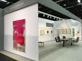 Max Weber Six Friedrich at Cologne Fine Art 2016, installation view