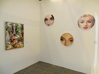 JABLONKA MARUANI MERCIER GALLERY at Art Brussels 2015, installation view