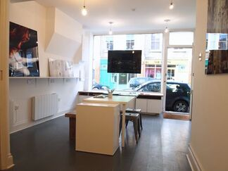 Columbia Road Pop-Up Show, installation view
