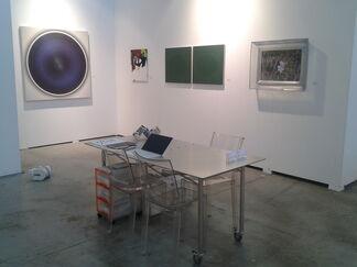 Galerie Hollenbach at viennacontemporary 2016, installation view