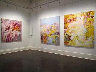 Jo Davenport: A Natural Response, installation view