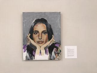 Joan Baez: Mischief Makers, installation view